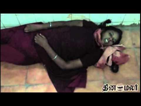 School Studying Girl Murdered in Karur - Dinamalar Jan 7th 2015 Tamil Video News