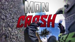 🚒🎲 MON CRASH AVEC UNE MT 125 !!! EXPLICATION 🎲🚒