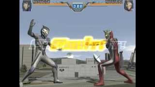 Ultraman Legend VS Ultraman Justice