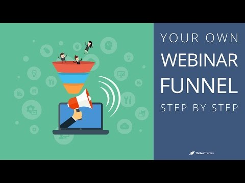 How to Create a Webinar Funnel on Your WordPress Website