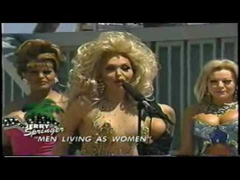 Transsexual Show Part1