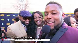 33rd Annual Stellar Awards Red Carpet Coverage Part 1