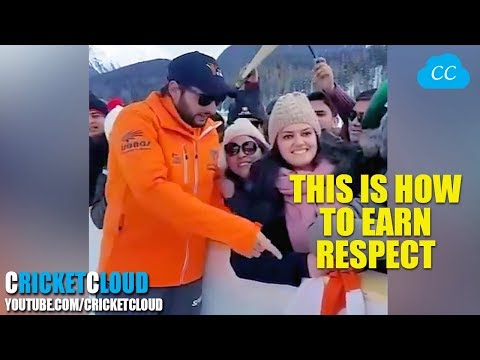 Shahid Afridi RESPECT FOR INDIAN FLAG - WON MILLIONS HEARTS !! FULL VIDEO - YouTube Alternative Videos Watch & Download