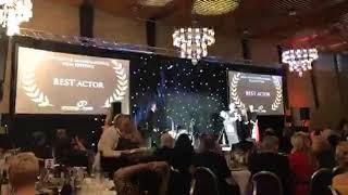 Richard Armitage won Best Actor Newcastle International Film Fest