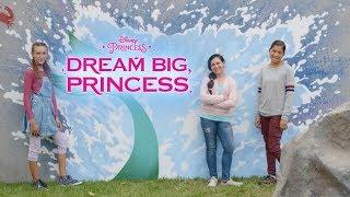 Dream Big, Princess – Dear Future Us (Ariel) | Disney