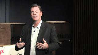TEDxHampshireCollege - Jim Ferrell - Resolving the Heart of Conflict