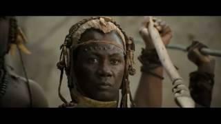10,000 BC 2008   Smilodon Saves D'Leh Full HD Scene