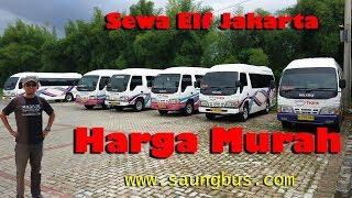 Sewa Mobil Elf Jakarta - Long Chassis 19 Seat
