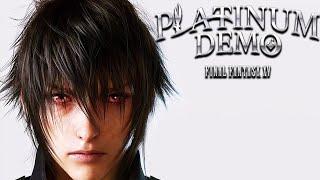 หนันดะโข่เหร่หว่า - Final Fantasy XV - Platinum DEMO