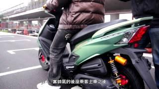 SYM New Fighter ZR 評測