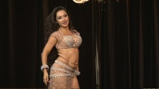 Ravilya - First place Miss Summer Bellydance Festival 2013