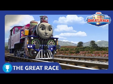 Xxx Mp4 The Great Race Ashima Of India The Great Race Railway Show Thomas Friends 3gp Sex