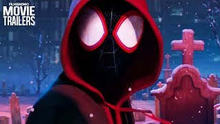 SPIDER-MAN: INTO THE SPIDER-VERSE | Meet The Big-Screen Miles Morales in First Trailer