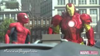 Iron Man, Hulk y Spider Man [Español Latino]