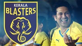 Introducing Kerala Blasters Owner Master Blaster Sachin Tendulkar ISL - Indian Super League