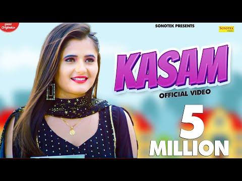 Kasam    Anjali Raghav & Harish   Kuldeep Jangra   New Haryanvi Song 2018   Latest Haryanvi Song