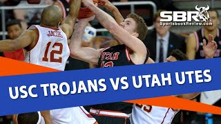 USC Trojans vs Utah Utes | NCAA Basketball Best Bets | Joe Gavazzi & Peter Loshak