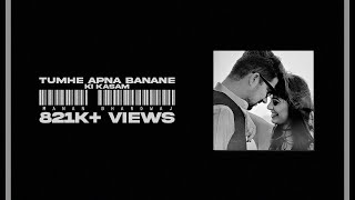 TUMHE APNA BANANE KI KASAM || THE PROJECT - MANAN BHARDWAJ || FEAT POORNIMA
