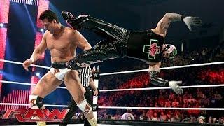 Rey Mysterio vs. Alberto Del Rio: Raw, Jan. 20, 2014