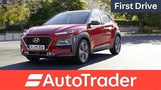 Hyundai Kona 2017 first drive review