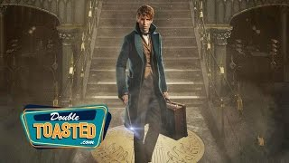 FANTASTIC BEASTS AND WHERE TO FIND THEM MOVIE REVIEW - Double Toasted Review