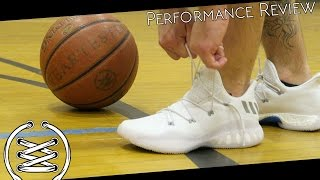 adidas Crazy Explosive Low Performance Review