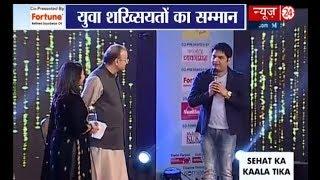 News24 felicitates king of comedy Kapil Sharma with Jashne Youngistan Award