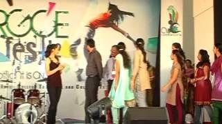 Satyabama University wins Champions Trophy at RGCE FEST 2012