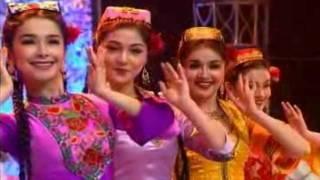 Uyghur folk song & dance