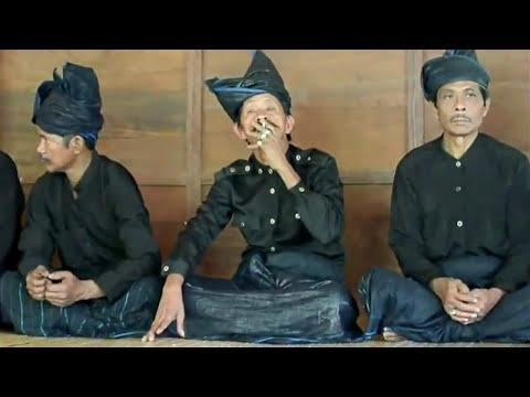Suku Kajang Suku di Indonesia yang terkenal dengan Ilmu Gaibnya