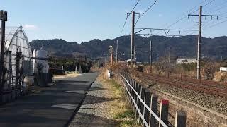JR313系Y113編成 新快速豊橋5328F三河大塚駅〜愛知御津駅