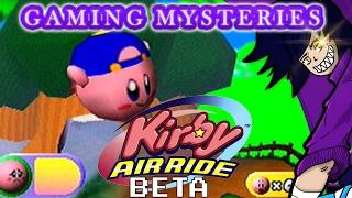 Gaming Mysteries: Kirby Air Ride Beta (GCN / N64)