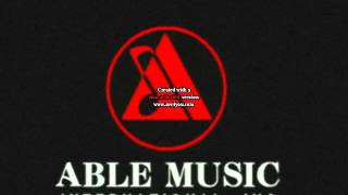 Able Music International, inc. Logo with Video CD Noise Effect #3