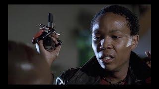 Tsotsi (2006) - The burglary at the house.