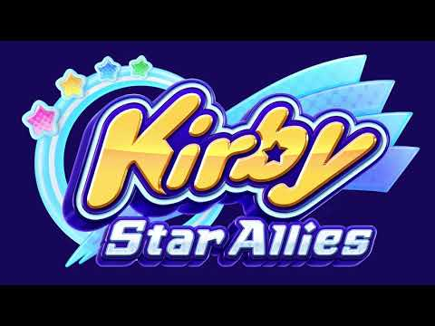CROWNED Medley - Kirby Star Allies Music