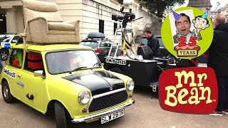 Mr Bean | 25th Anniversary | Behind the Scenes | Mr. Bean Official