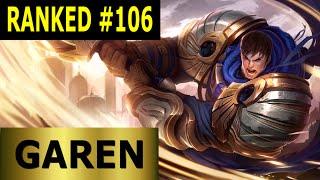 Garen Top - Full League of Legends Gameplay [German] Let's Play LoL - Solo/Duo Ranked #106