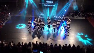 Fantasy Dance Studio | Czech Dance Masters 19.3.2016 - Praha | Coherence - 1. místo