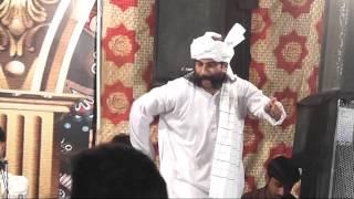 Shafaullah khan rokhri at Malik Allah Nawaz marriage .