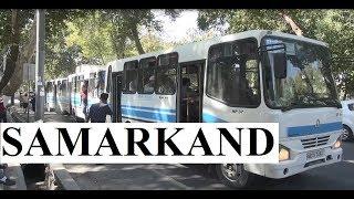Uzbekistan/Samarkand (City Tour) Part 23