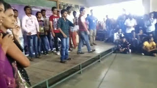 Dance with collage b boy Nehal
