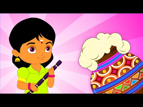 Xxx Mp4 Vellai Ellam Chellame Chellam Wishes You A Happy Pongal Cartoon Animated Tamil Rhymes For Kids 3gp Sex