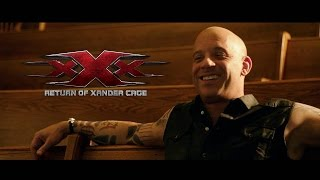xXx: Return of Xander Cage | Michael Bisping Tease