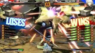 Combo Breaker 2016: Guilty Gear Xrd -Revelator- ~ Top 8