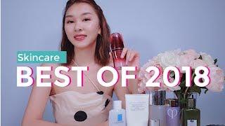 2018年度爱用护肤品   Best Skincare of 2018 + Skincare routine  Sarahs look