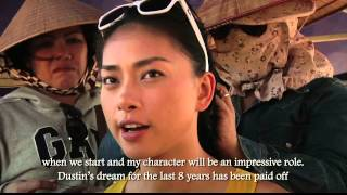 Part 3 of 5 'Once Upon A Time In Vietnam' (Lửa Phật) Behind the Scenes