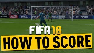 Top 3 Ways To Score in Fifa 18