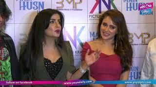 Main Husn Hoon New Song Launch | Krushna Abhishek | Deepsikha Nagpal | Bollywood | YOYO Cine Talkies