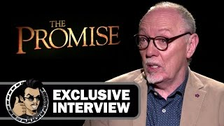 Director Terry George Exclusive Interview for THE PROMISE (JoBlo.com) 2017