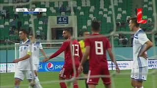 Uzbekistan 0 - 1 Iran (11.09.2018 // by LTV)